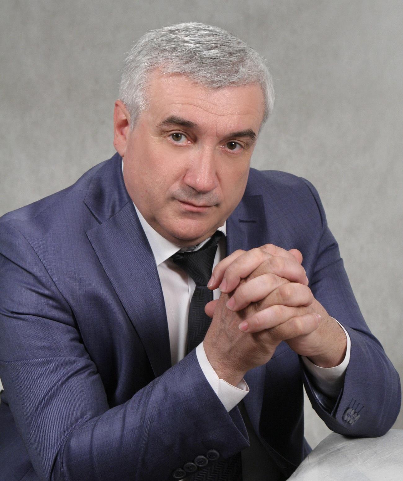 Љубомир Радиновић. Фотографија из личне архиве.