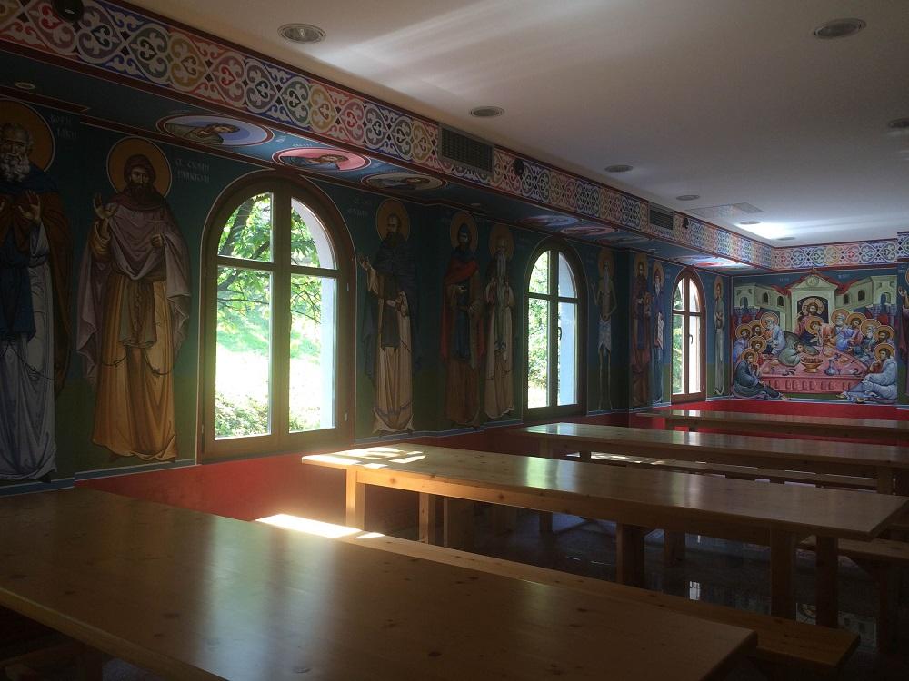 Монашка трпезарија\n