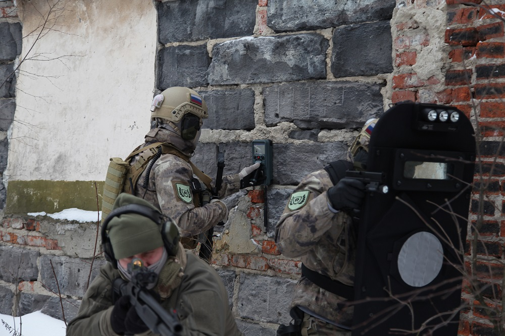 Tahun depan, pasukan Garda Nasional direncanakan akan menerima radar portabel PO-900.