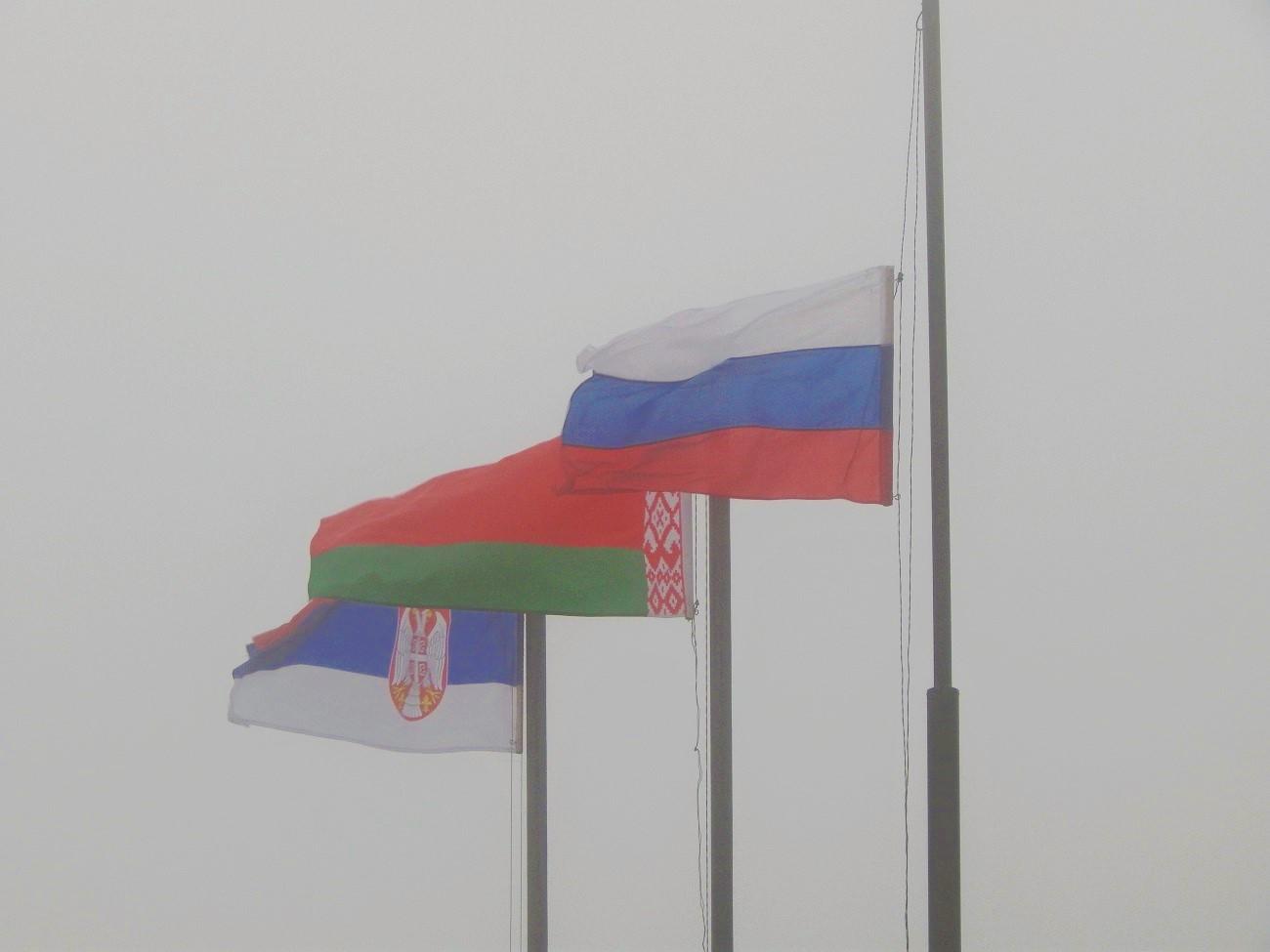 Прес-фото Амбасаде РФ у Србији.