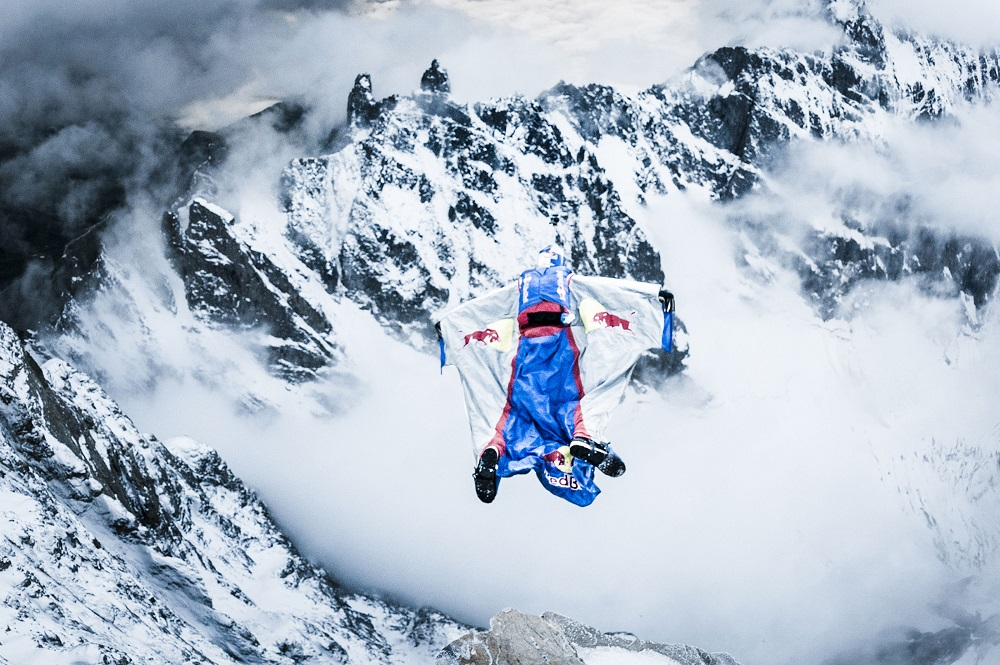 Valery Rozov au Caucase en 2012. Crédit : Thomas Senf / Red Bull
