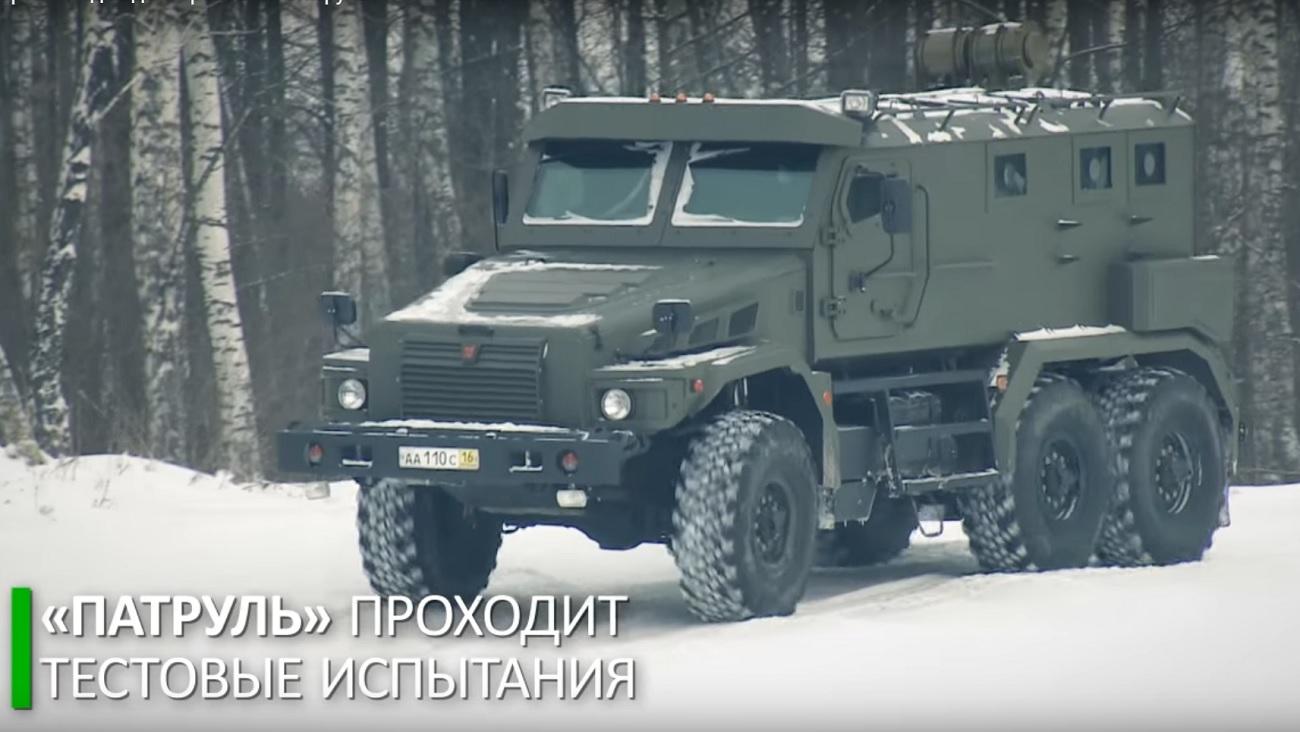 Kroz vatru i vodu: Testiranje blindiranog vozila Patrulj