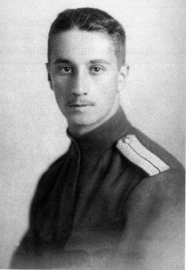 Михаил Сумароков-Елстон\n