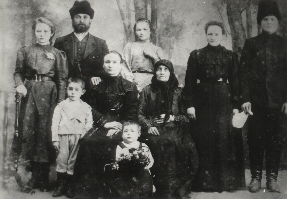 La famiglia dei Karagodin\n