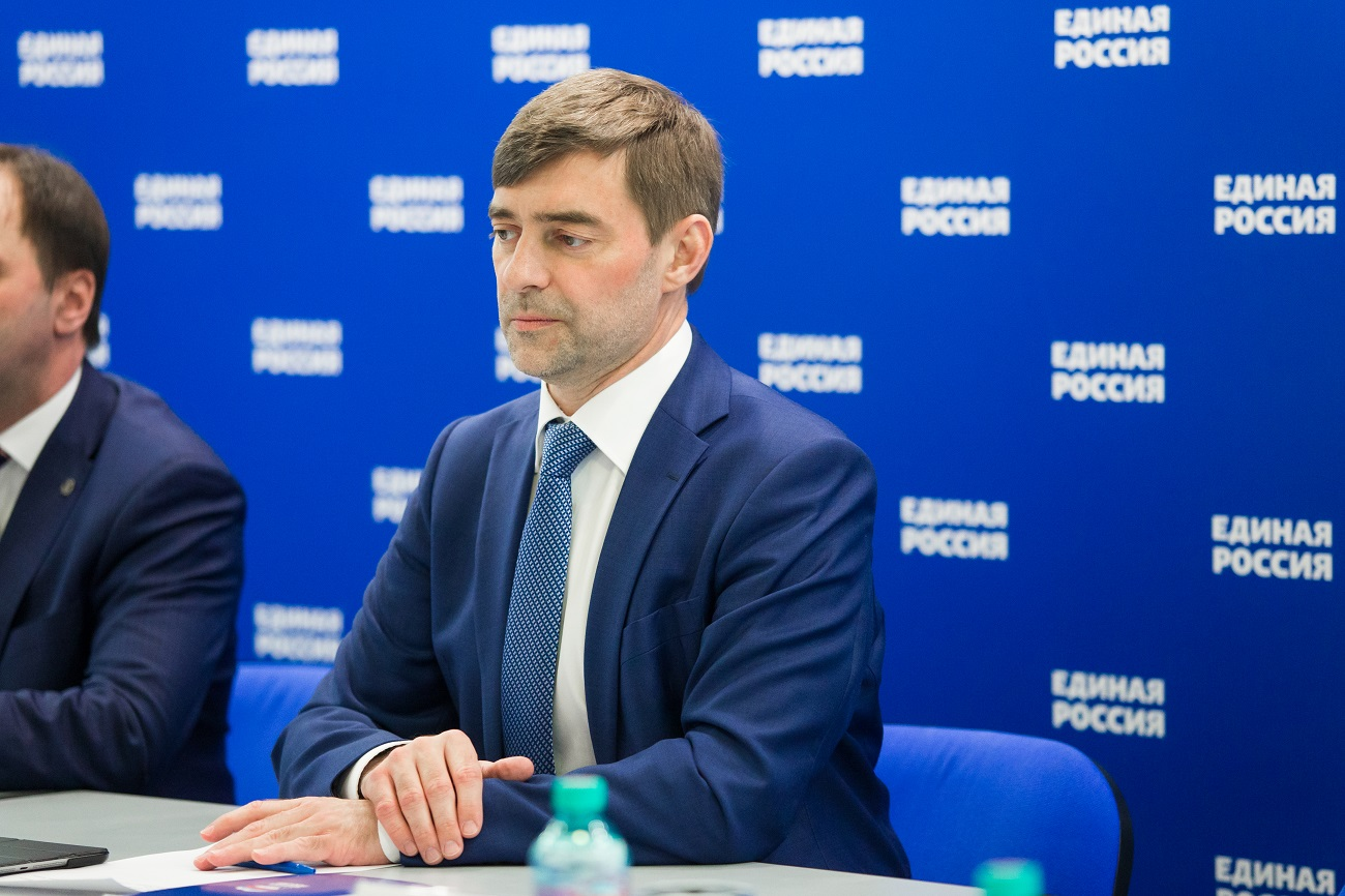Сергеј Железњак / Press photo