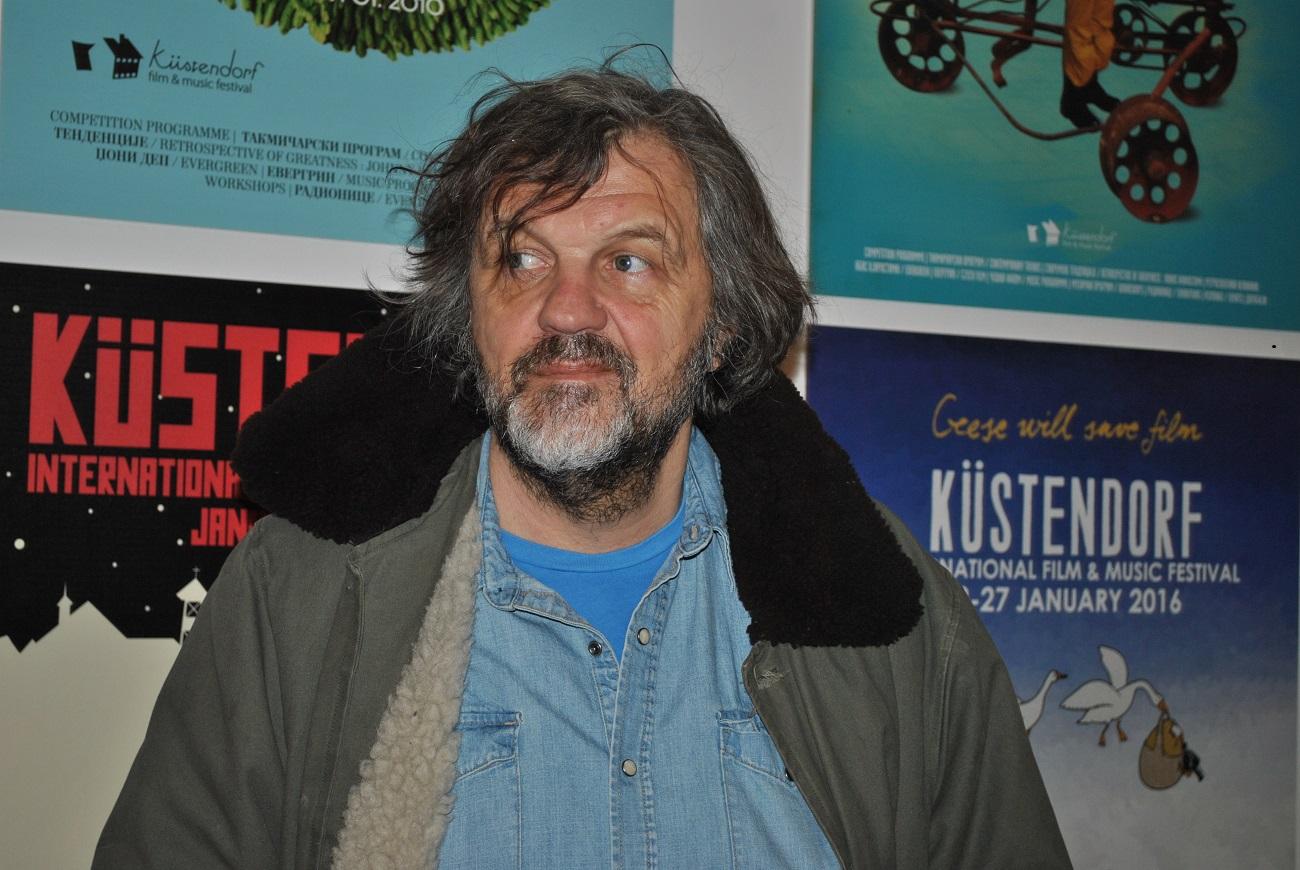 Емир Кустурица.