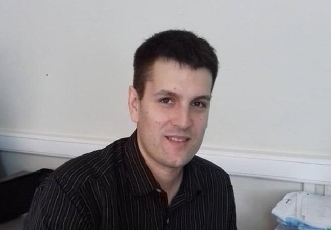 Џорџ Ковачевић. Фото из личне архиве