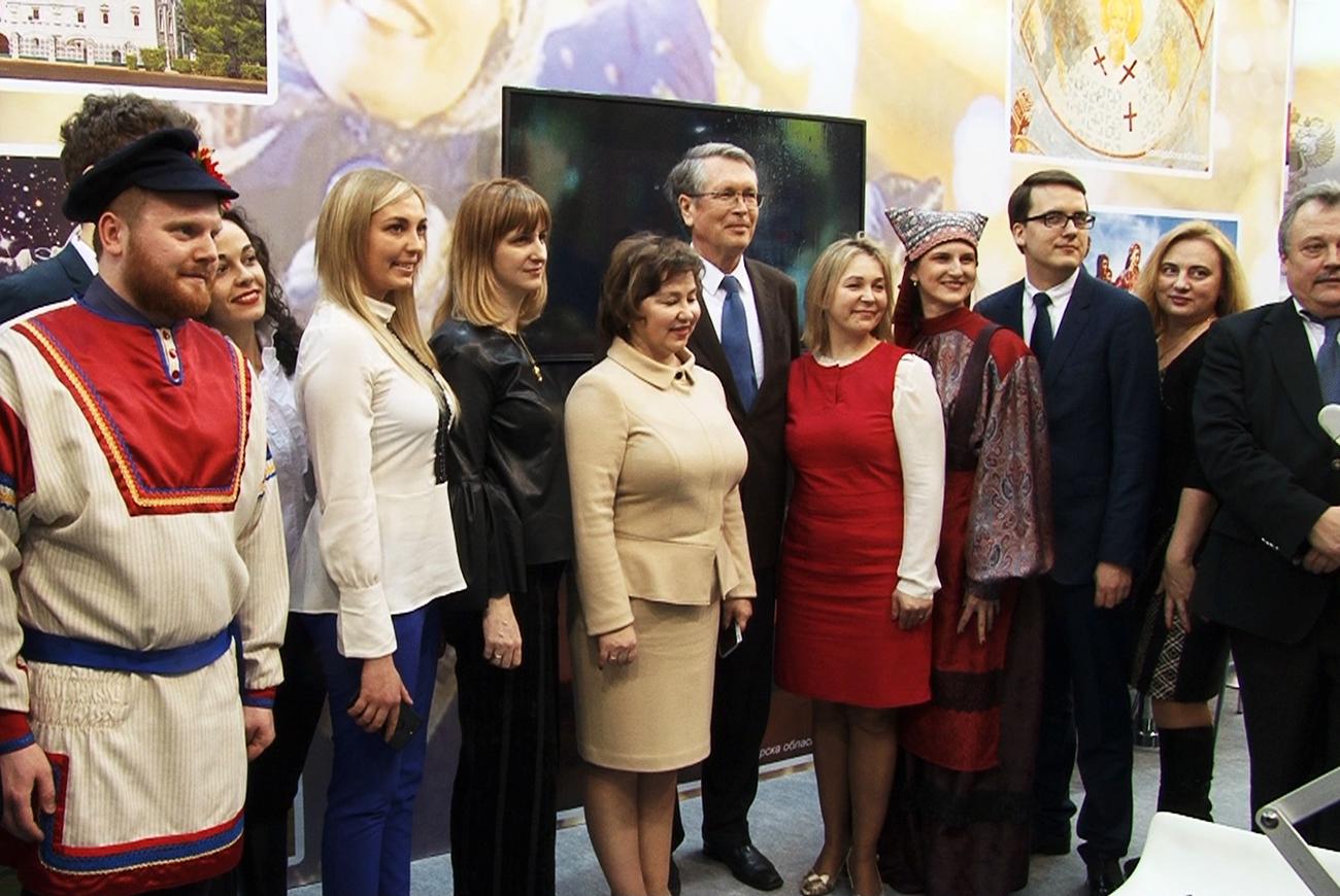 Русија је стари српски партнер у области туризма.