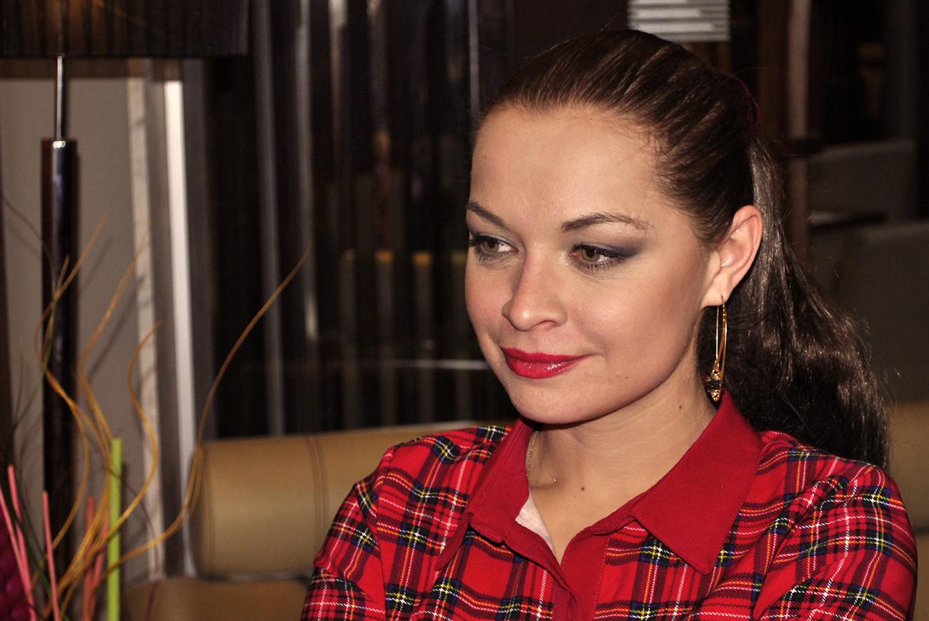 Ксенија Симонова.
