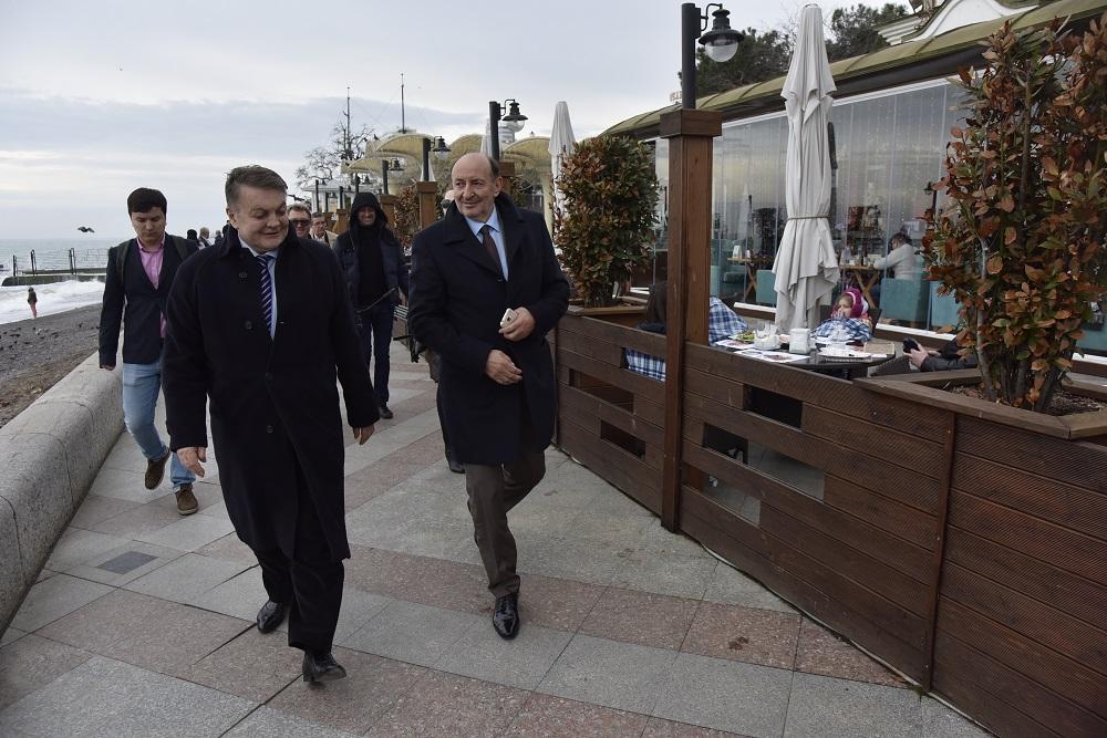 Јалта, 19.03.2017. / РИА Новости