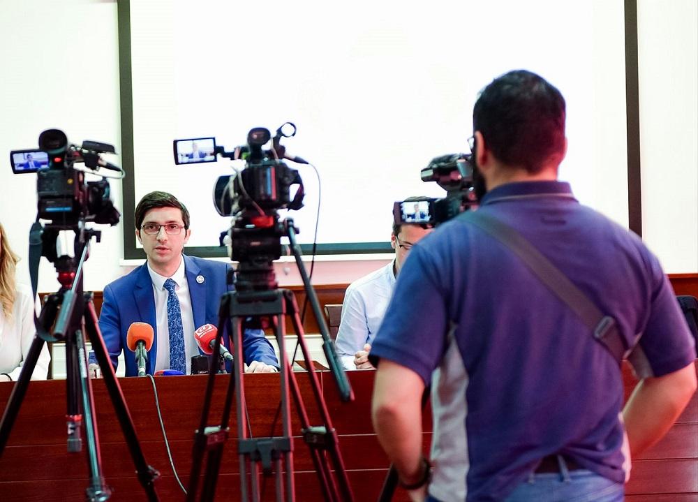 Председник Комитета за припрему Светског фестивала омладине и студената у БиХ Марио Ћумуровић.