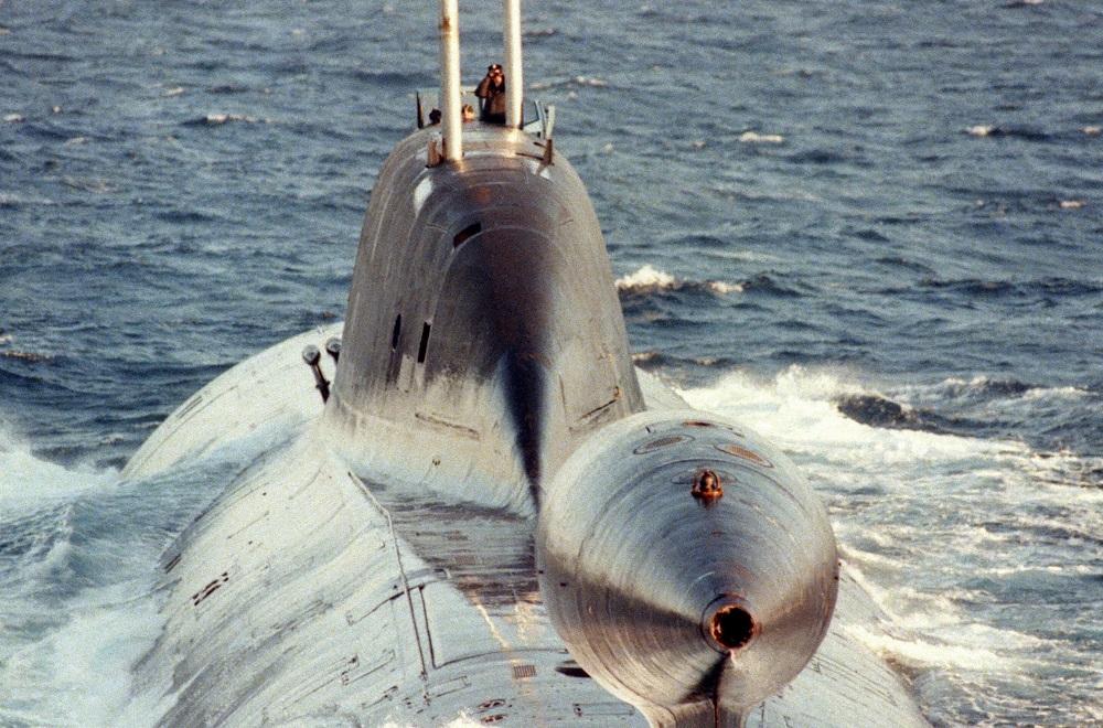 Подводница по проект Акула