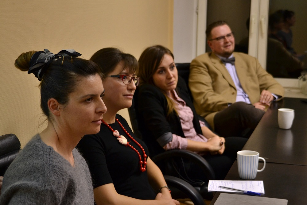 Балкански клуб за актуелне дискусије.