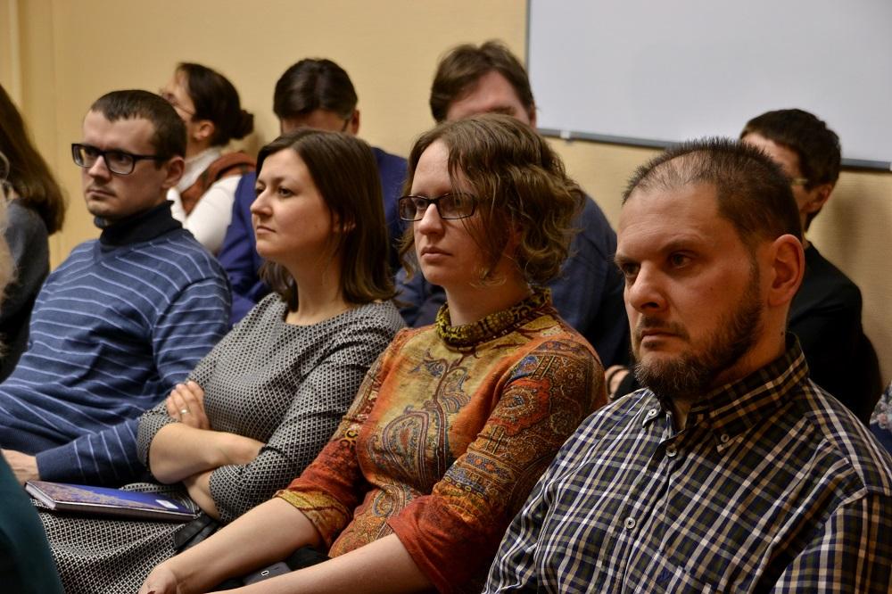 Балкански клуб за актуелне дискусије / Фотографија: Алина Јаблочкина