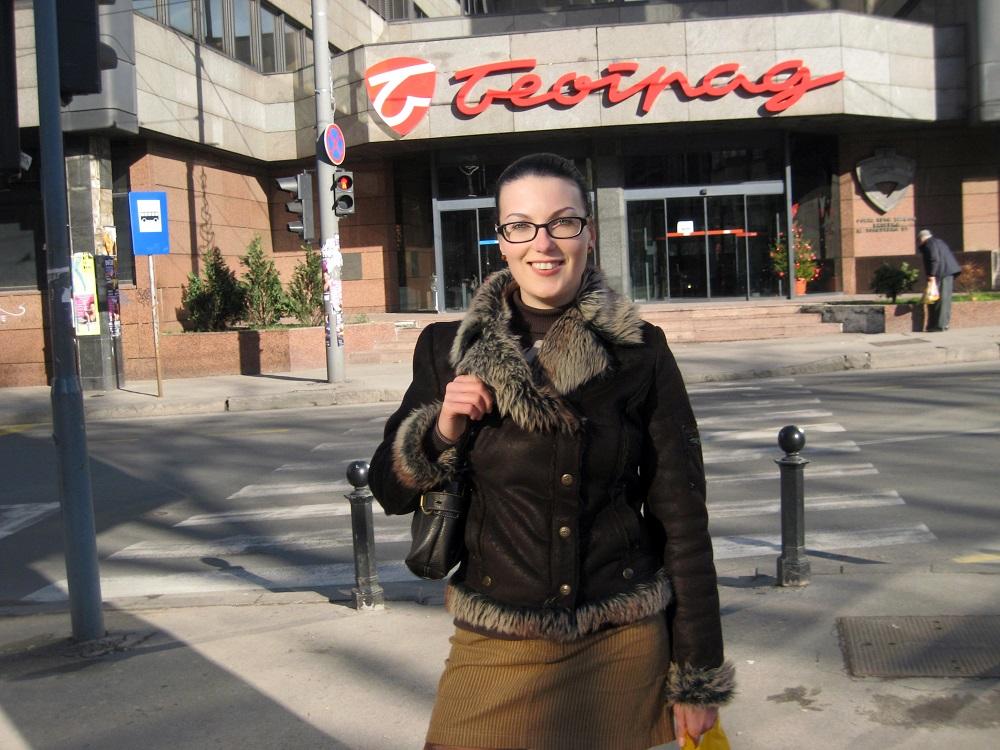 Катарина Лане (Фото: Дмитриј Лане)