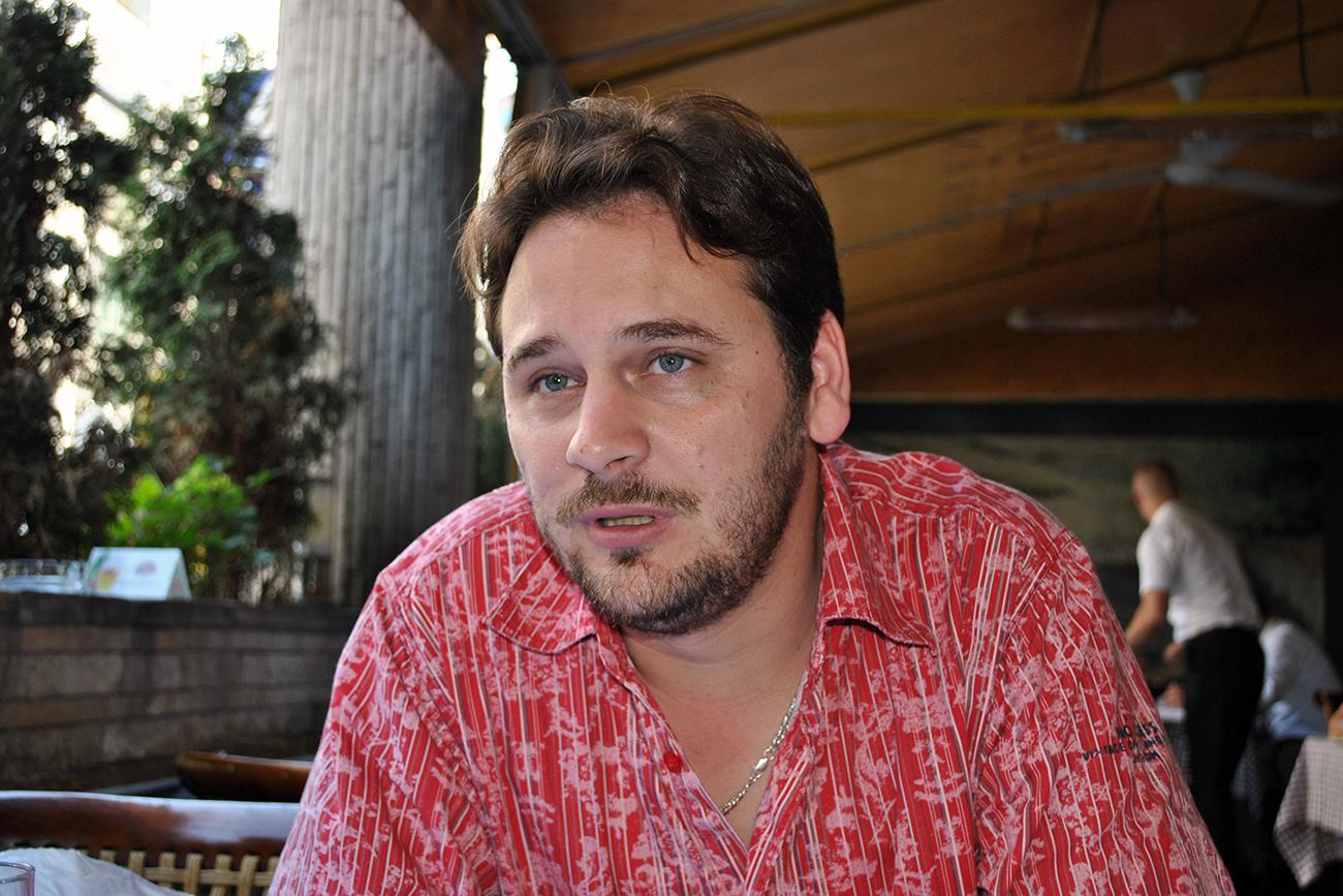 Филип Кудрјашов.