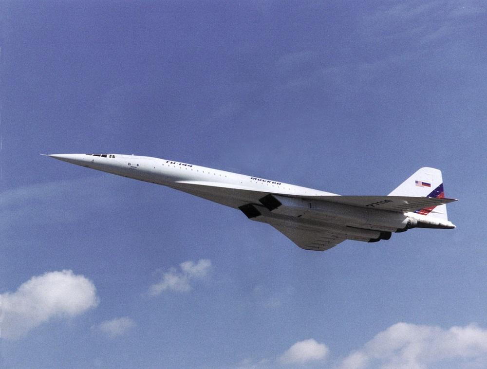 Ту-144 / Извор: Џим Рос - NASA Dryden Flight Research Center, wikimedia.org