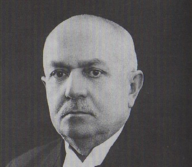 Академик Феодор Тарановски. Извор: Архивска фотографија