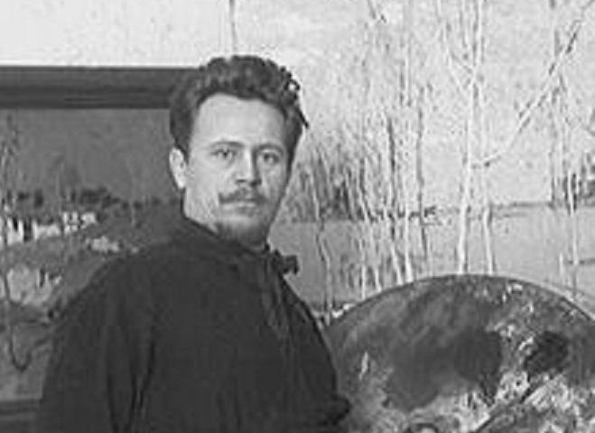 Степан Колесников. Извор: архивска фотографија