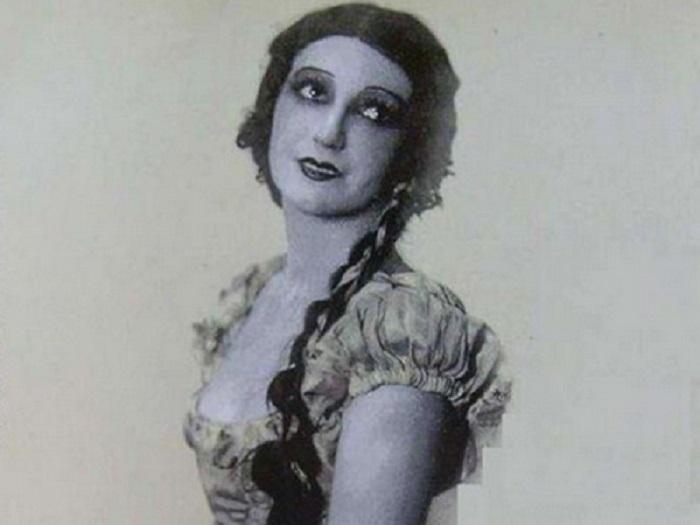 Примабалерина Нина Кисанова. Извор:Архивска фотографија
