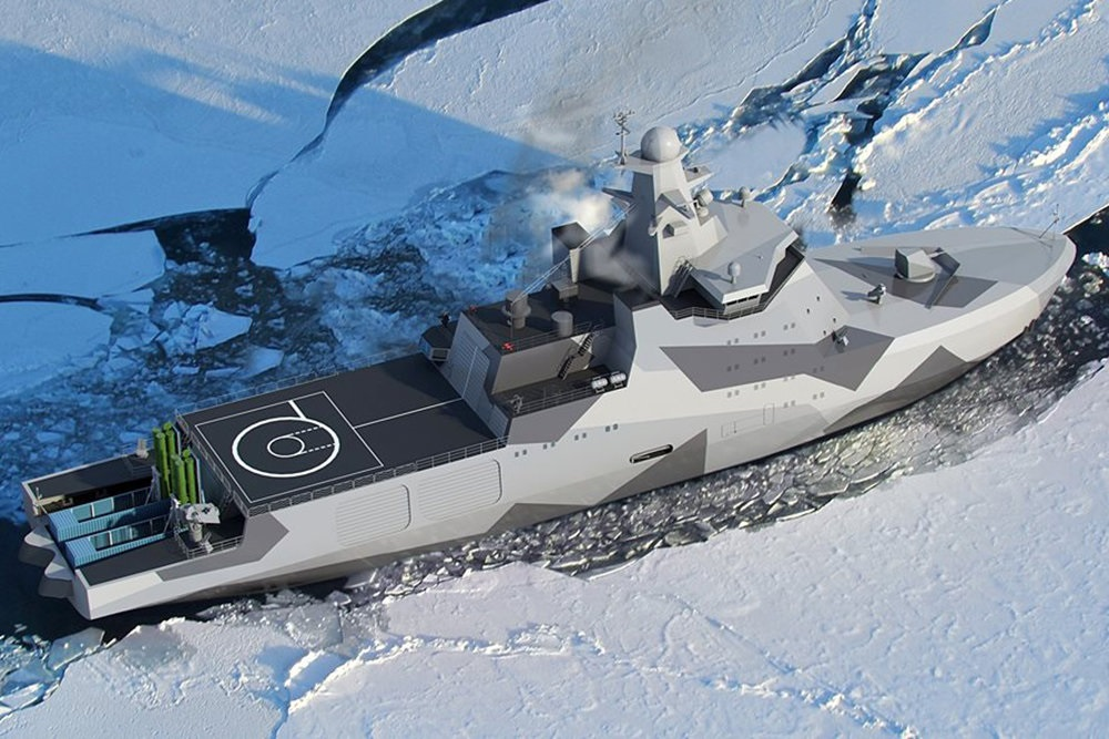 Ivan Papanin will be able to break the ice with the speed of a destroyer. Source: JSC Admiralteiskie Verfi