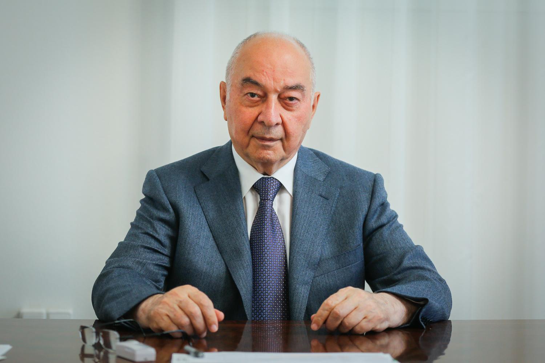Doku Zavgajev, izredni in polnomočni veleposlanik Ruske federacije v Republiki Sloveniji.