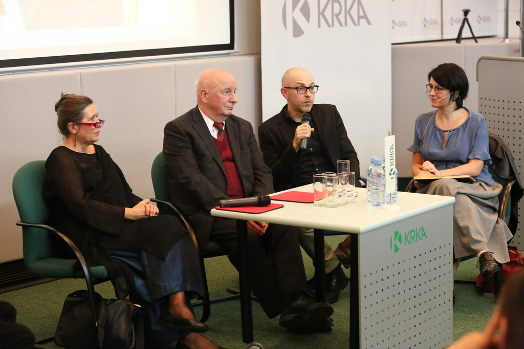 Društvo Slovenija-Rusija je 23. novembra organiziralo pogovorni večer, posvečen legendarnemu slovenskemu novinarju Juriju Gustinčiču.