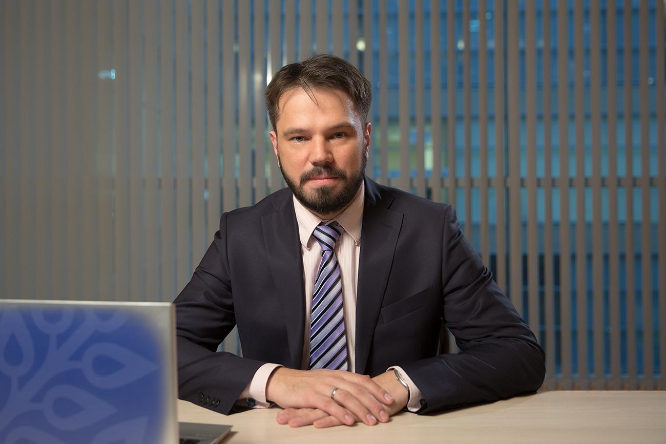 Svyatoslav Biryulin.