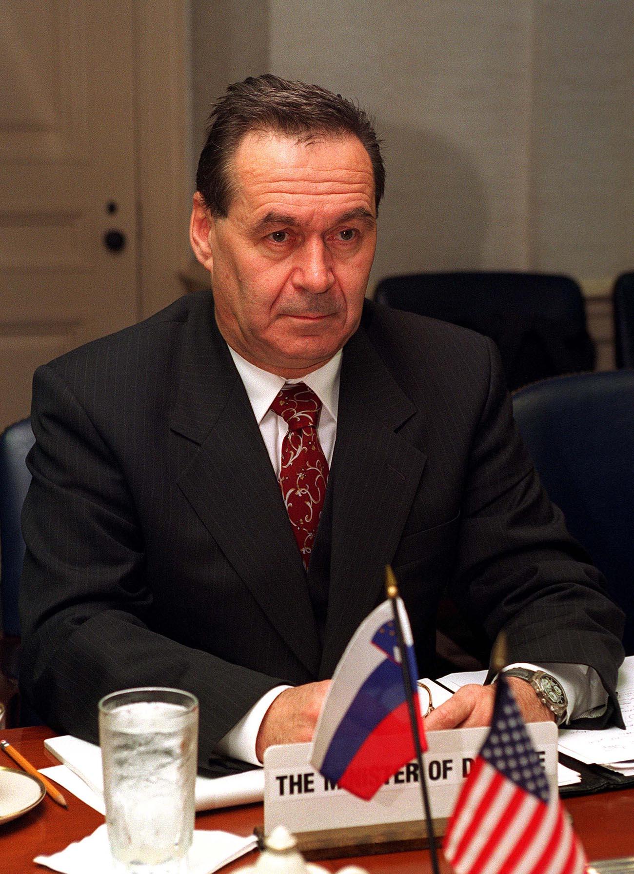 Tit Turnšek, 3. junij 1997. Vir:  wikipedia.org (CC0)