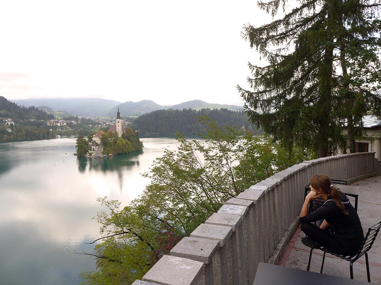 Fotografija ruskega avtorja, ki je naravnost vzljubil lepote Slovenije. Vir: Osebni arhiv