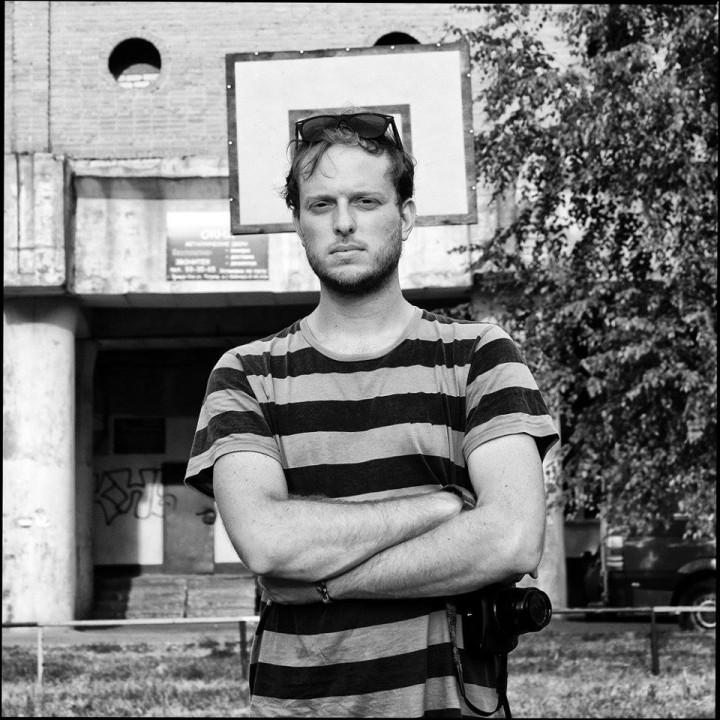 Miha Mohorič, režiser dokumentarnih filmov.