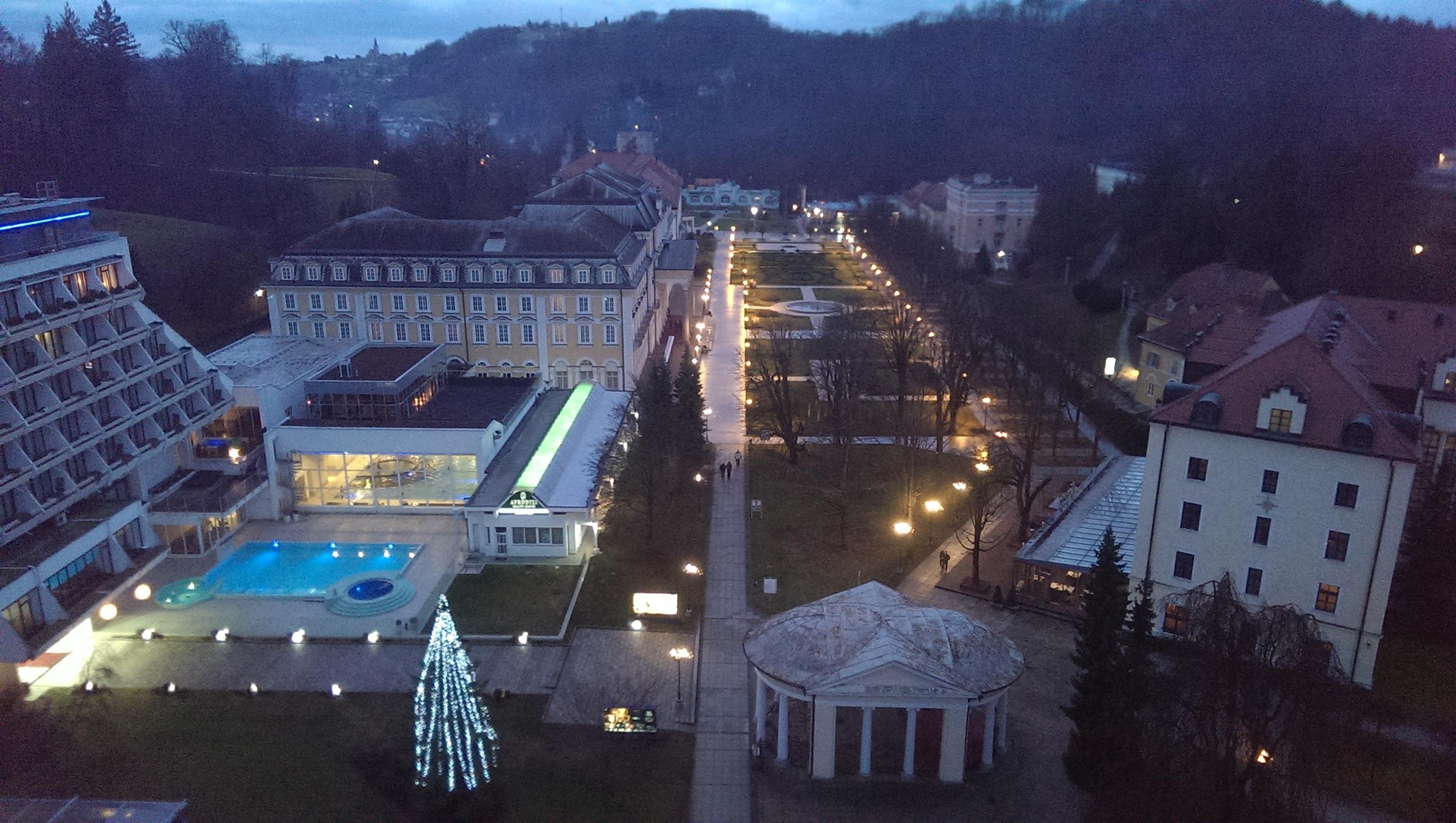 Rogaška Slatina ima novega ruskega lastnika hotela.