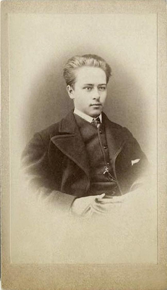 Aleksander Petrovič Zelenkov. Vir: http://tsarselo.ru