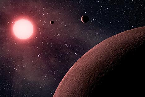 Mithilfe des Teleskops eROSITA können Wissenschaftler bis zu 100000 Galaxienhaufen erforschen. Foto: NASA