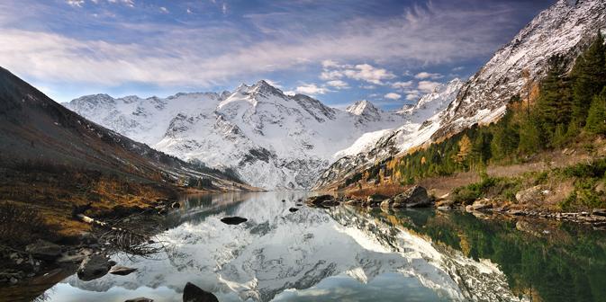 Altajske planine.
