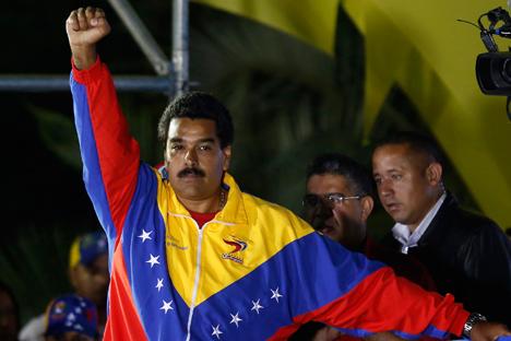 Proposta de referendo para deposição de líder venezuelano segue adiante