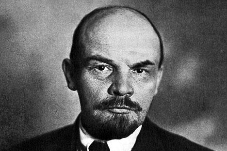 Vladimir Lenin nel 1920.