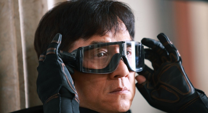 Russian director starts shooting 'Viy 2' with Jackie Chan in China
