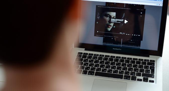 Die russische Regierung plant eine gesetzesmäßige Überwachung der gesamten russischen Internet- und Telekommunikation. Foto: RIA Novosti