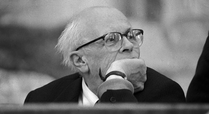 Academic Andrei Sakharov. Source: Yuriy Zaritovskiy / RIA Novosti