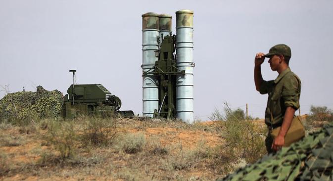 Зенитни ракетни системи противракетне одбране С-300 и С-400