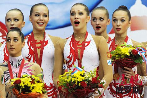 Грешењето на националната химна воопшто не е ретка работа на спортските настани.