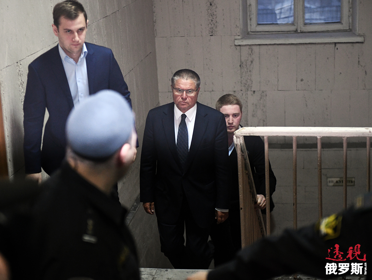 Ulyukayev's lawyers ask the court to overturn the district court order and to choose a milder measure, not restricting his freedom of movement.